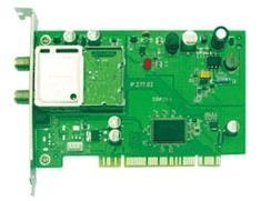 CDVBAny2030S IP数据接收卡