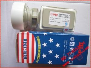 PBI Gold-1040 单本11300  KU波段双极化单输出一体化高频头