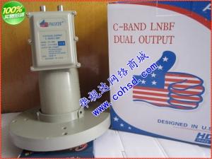 普斯PX-1600单本振双输出 V H单独输出 工程用C高频头