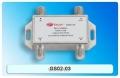 有源卫星信号三路功分器 佳讯GS02-03