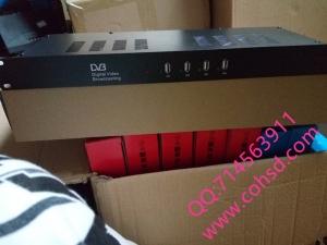 数字工程机 DVB-S 6B 3S 工程机顶盒 调制器机顶盒