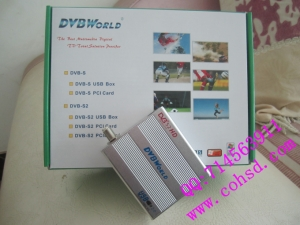 DVBWorld品牌usb219T 卫星TS码流录制仪
