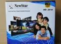 高斯贝尔HD-2018  NewStar韩星免费高清接收机带高清HDMI接口(铁壳)免费收看亚洲7号 凤凰HD