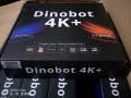 Dinobot4K+恐龙4K高清机升级版 卫星DVB-S2/有线DVB-C接收 安卓/E2双系统机器