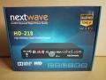 高斯贝尔nextwave HD-218 韩星免费高清接收机
