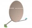 华达偏馈60CM玻璃钢KU波段卫星接收天线 工程华达天线 热浸镀锌 信号好