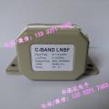 抗5G干扰高频头滤波接收器 C波段接收头BJ40接口 正馈分体式 单极化高频头